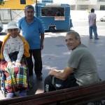 Een gesprekje bij een kopje koffie in Casablanca