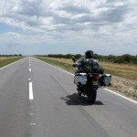 Het asfalt in Argentini? is prima
